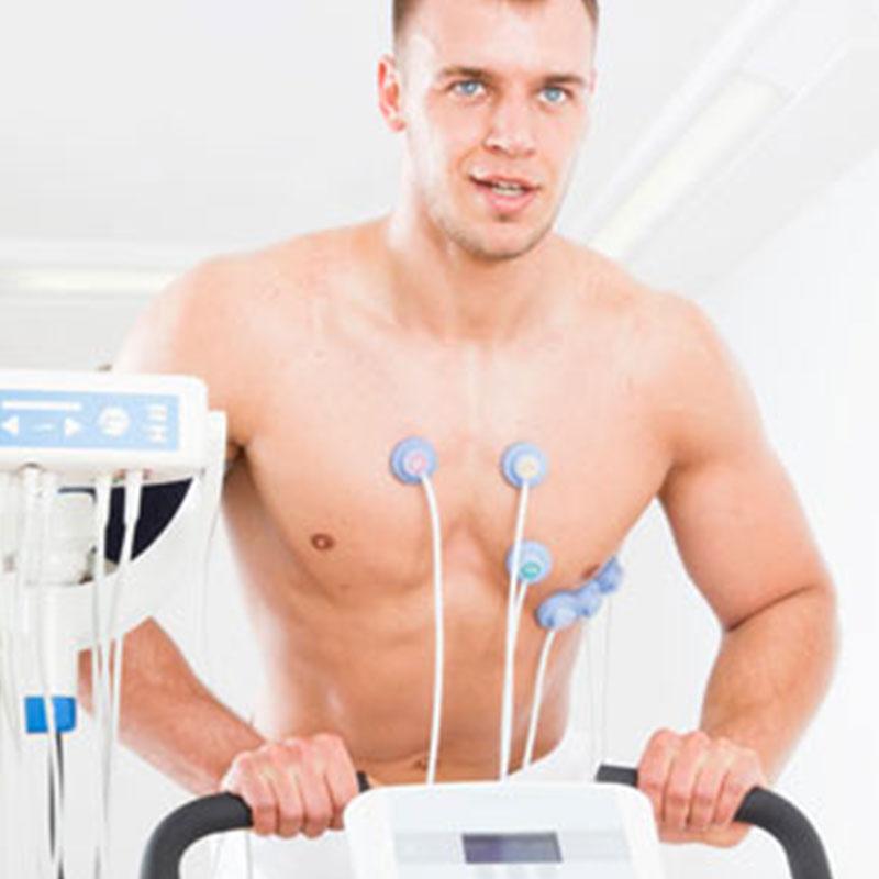 Praxis Dr Carsten Schwarz Berlin Allgemeinmedizin Belastungs EKG