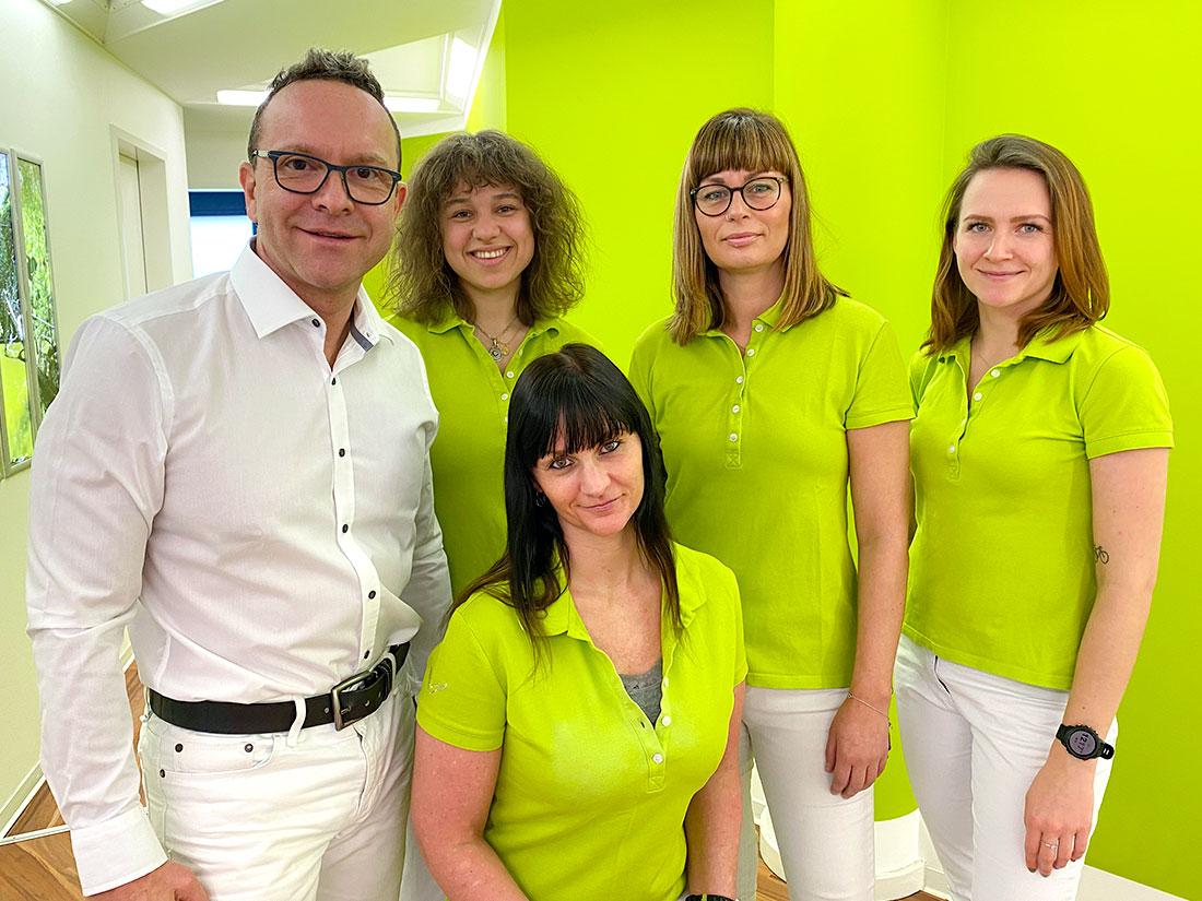 Praxis Dr Carsten Schwarz Berlin Team